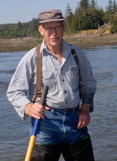 JustinTaylor, patriarch of Taylor Shellfish Farms