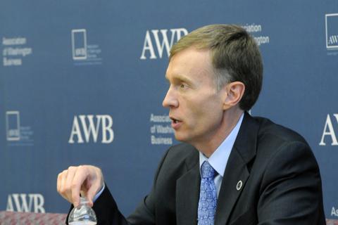 Washington state Attorney General Rob McKenna