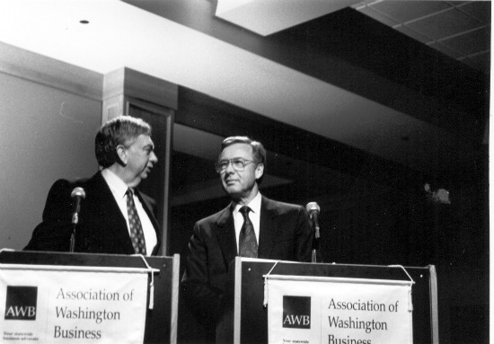 Lowry/Eikenberry Debate1992