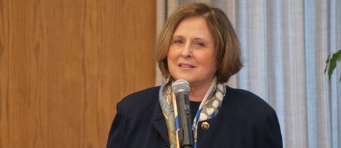WGU Washington Chancellor Jean Floten