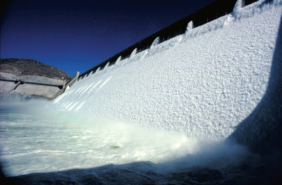 Grand Coulee Dam; Photo/Bonneville Power Administration