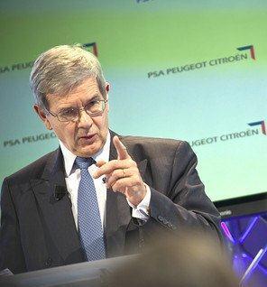 Peugeot President