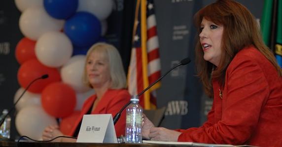 2012 AWB Secretary of State Debate