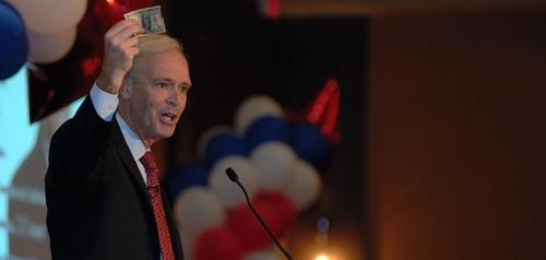Scott Davis: CEO of UPS