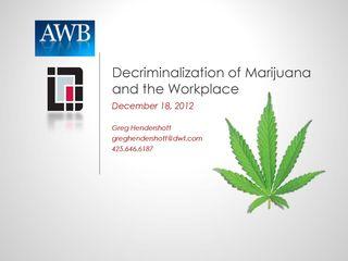 GAH AWB Marijuana Webinar IMAGE