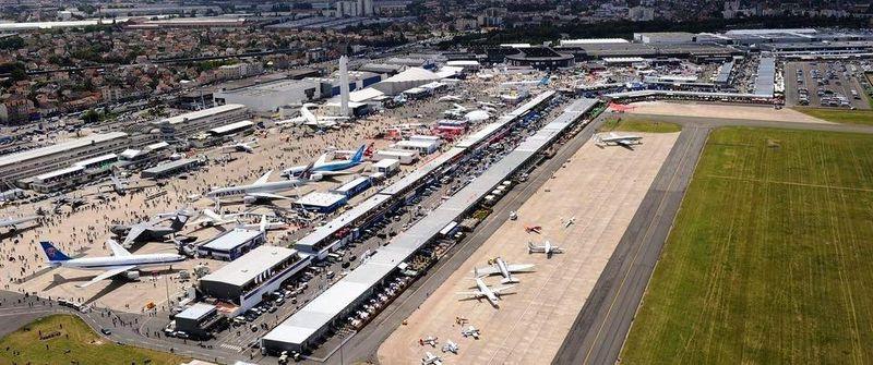 Paris International Air Show 2013